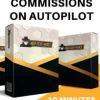 High Ticket Hijack: $497 DAILY Commissions On Autopilot