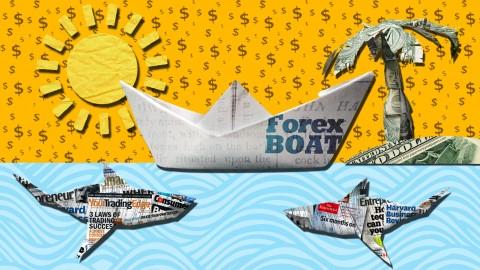 passive income generation trading forex