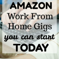 9 Amazon Work From Home Gigs You Can Start Today