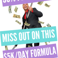 98% People Will Miss Out On This $5k_Day Formula