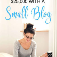 How I Made My First $25000 Blogging