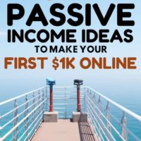 PASSIVE INCOME IDEAS THAT ACTUALLY WORK IN 2019!