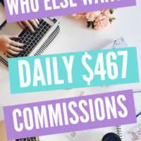 Who Else Wants DAILY Affiliate Commissions_