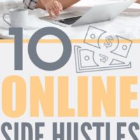 Make $200 Fast: 10 Side Hustles To Make You Money Every Month