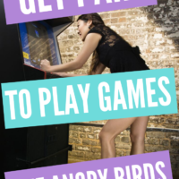 Get paid to test apps (like Angry Birds!)