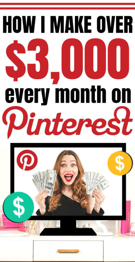 How To Make Money on Pinterest in 2019 (For Beginners)