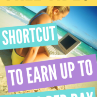 Shortcut To Earn Up To $5,000 Per Day