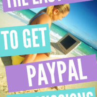 The Easy Way To Get PayPal Commissions