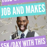 This Guy Quit His Job And Makes $5K_Day With THIS