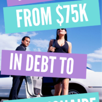 True Story From $75K In Debt To A Millionaire!